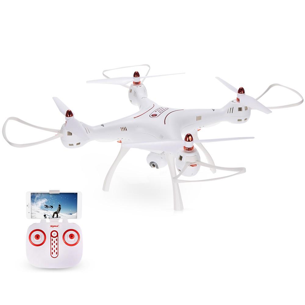 Syma X8SW-D Adjustable Wifi FPV 720P HD Camera RC Drone Quadcopter  - RTF
