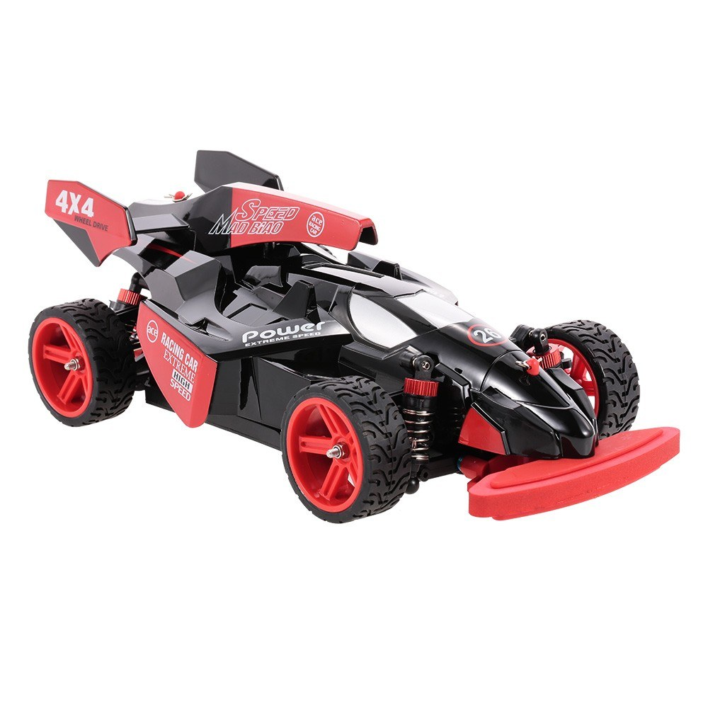 $11 OFF WLtoys 184012 2.4GHz 4WD 1/18 45KM/H Brushed Racing RC Car,free shipping $68.99