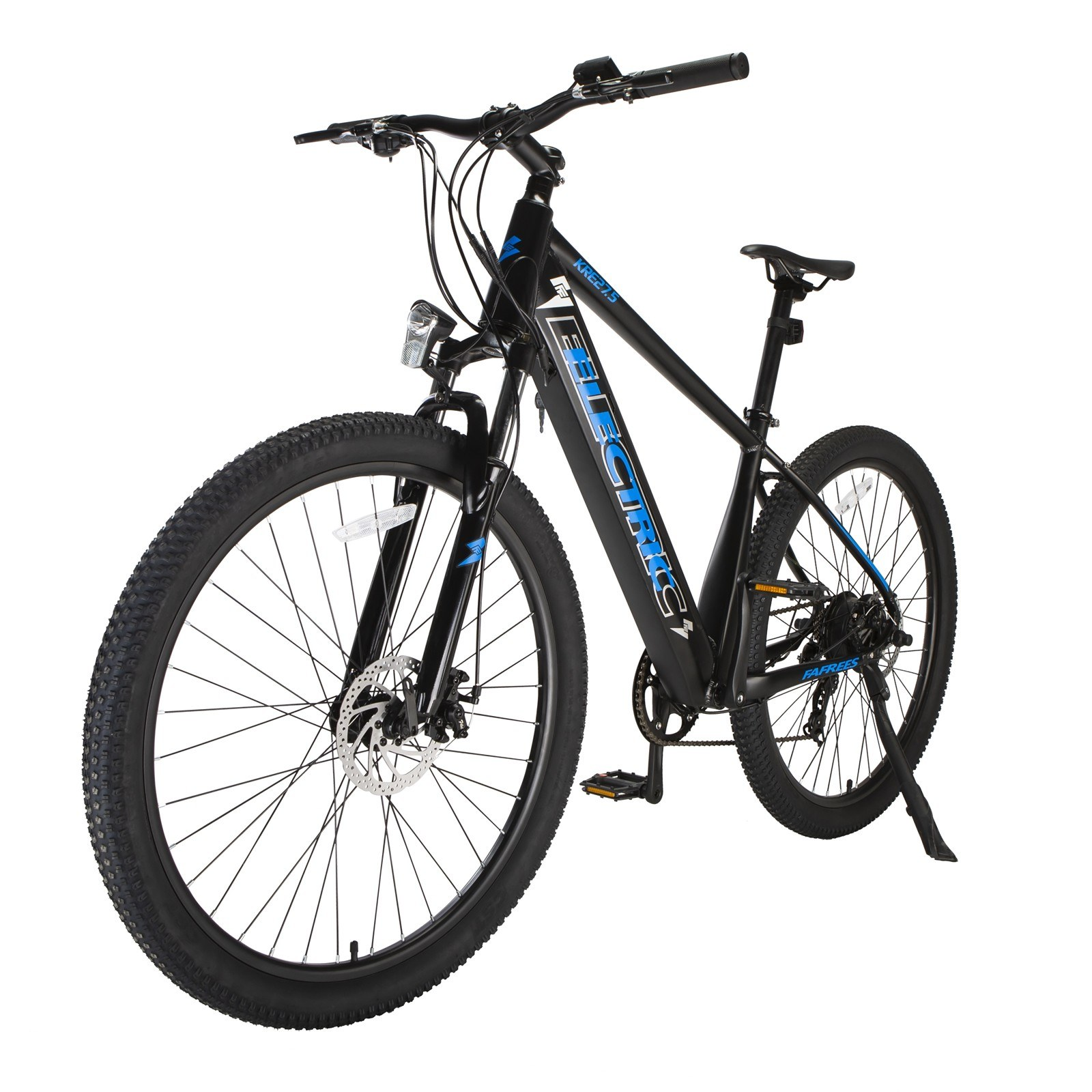cafago.com - 50% OFF FAFREES KRE27.5 27.5 Inch Electric Mountain Bicycle with 36V 10AH Battery 80-100km Range,free shipping+$1136.19