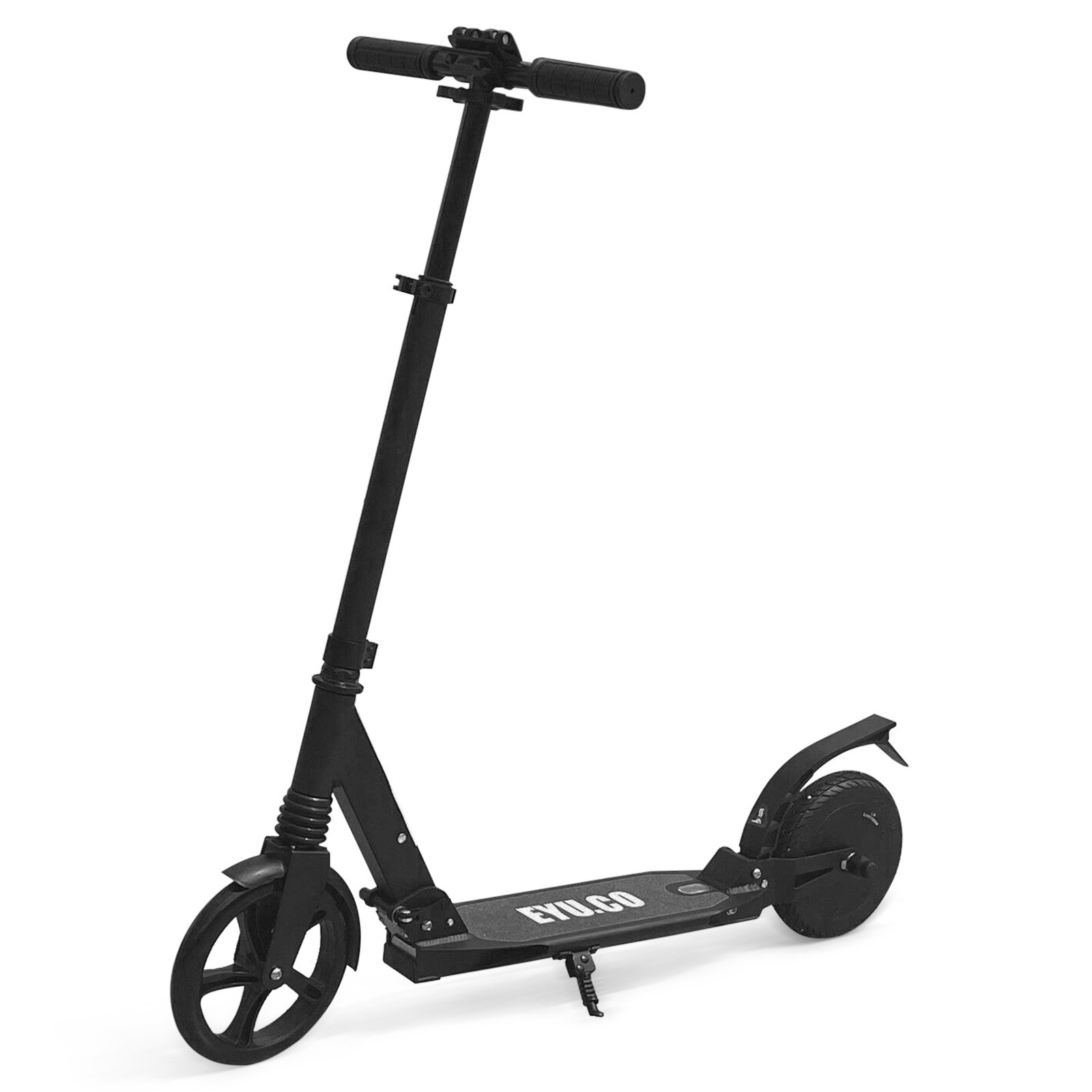 tomtop.com - $100 OFF E9 8 Inch Height Adjustable Folding Electric Scooter, Limited Offers $168.99
