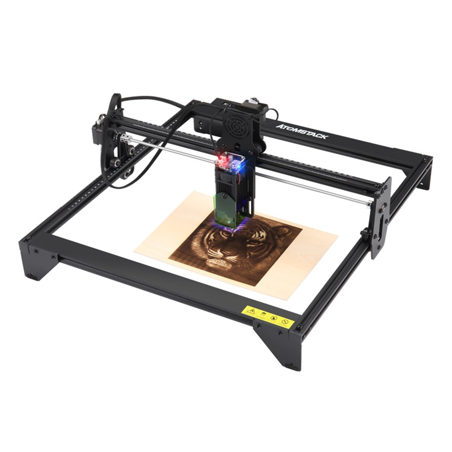 tomtop.com - 53% OFF ATOMSTACK A5 20W Laser Engraver, Limited Offers $229.99