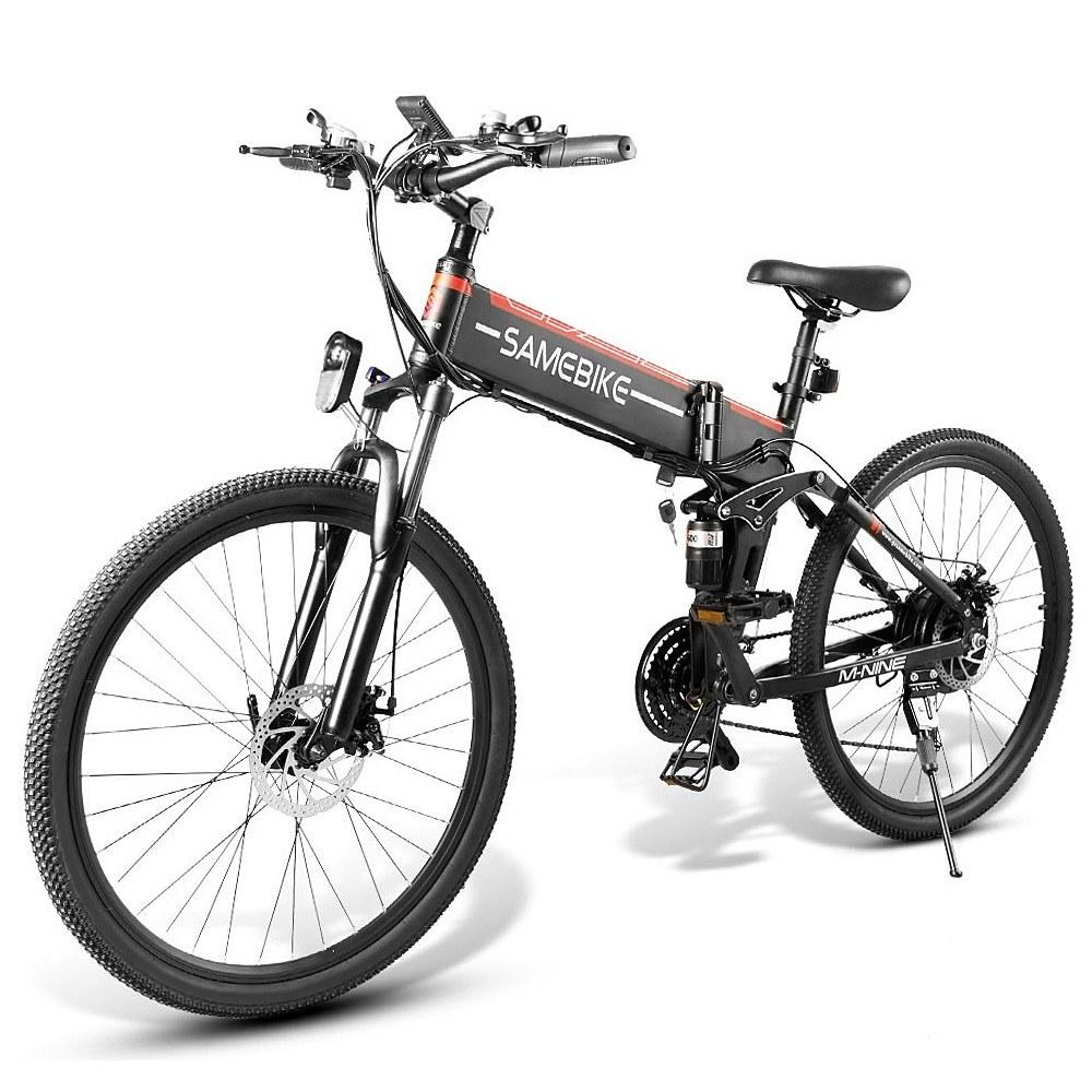 cafago.com - 20% OFF Samebike LO26-WHFT 26 Inch Electric Bike,free shipping+$966.36