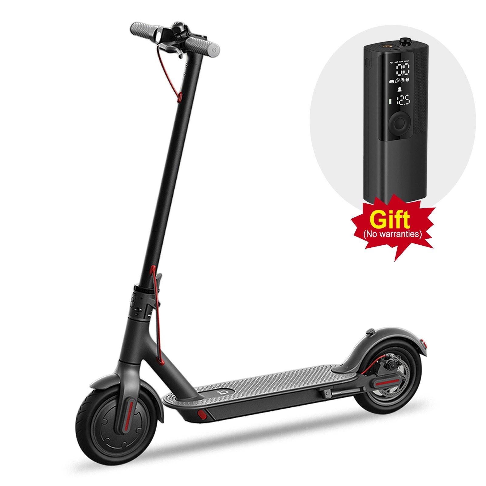 Tomtop - [EU Warehouse] Xiaomi Mijia 1S 8.5 Inch Folding Electric Scooter 30km Range App Connection, $359.99 (Inclusive of VAT)