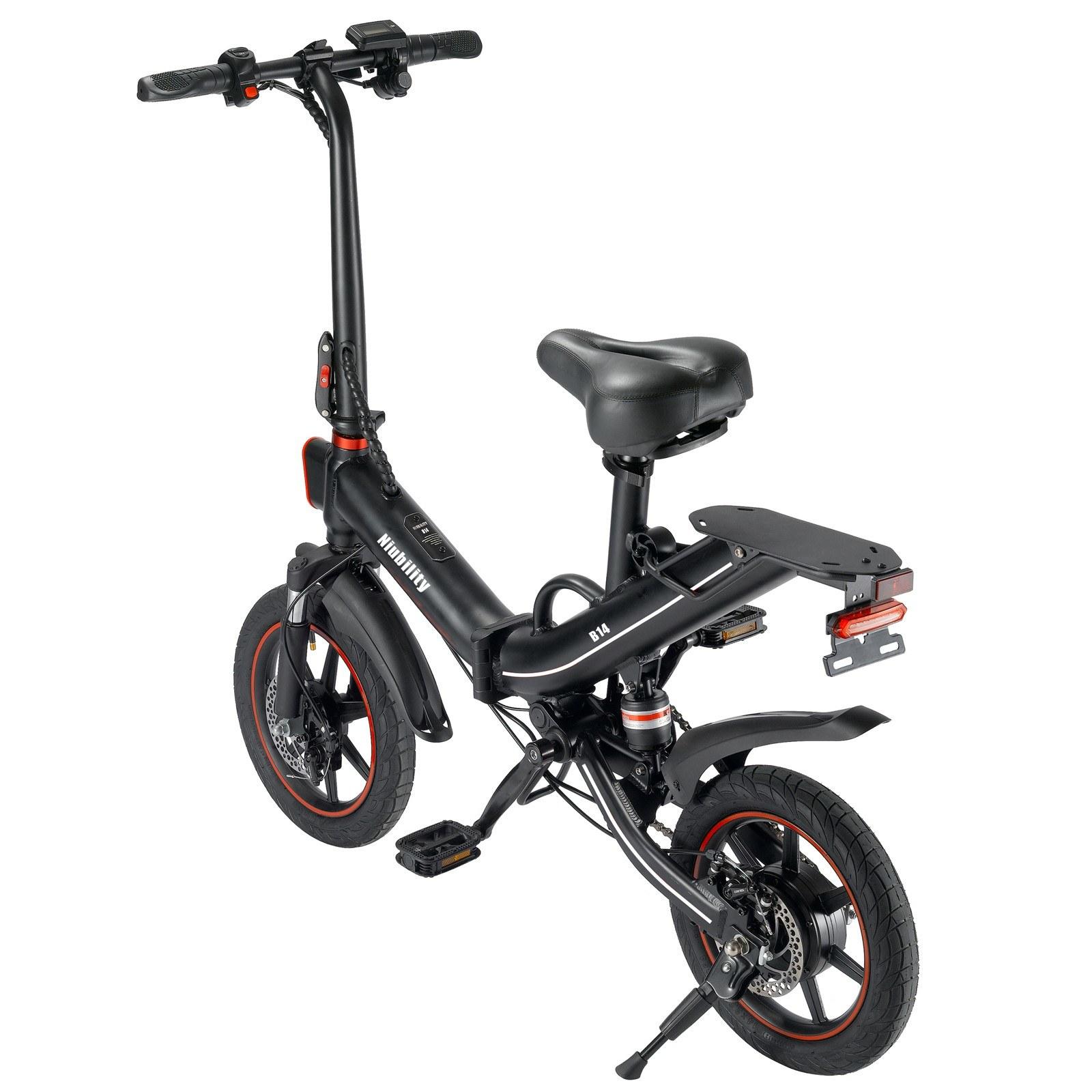tomtop.com - [EU Warehouse] $436 OFF  Niubility B14 14 Inch Folding Electric Bike, $663.99 (Inclusiev of VAT)