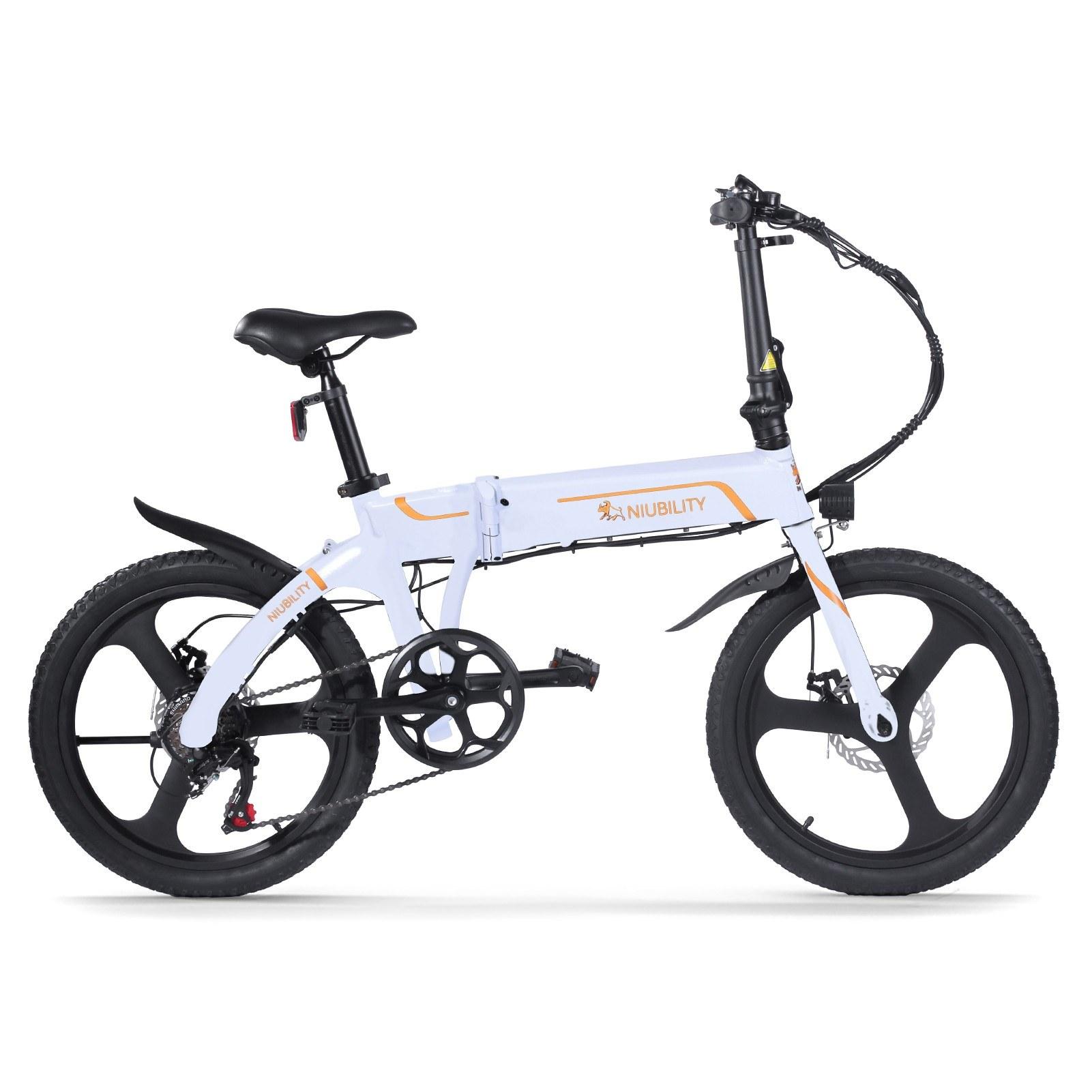 tomtop.com - [EU Warehouse]$270 OFF Niubility B20 20 Inch Folding Electric Bicycle 350W 40-50km Range, $759.99 Inclusive of VAT