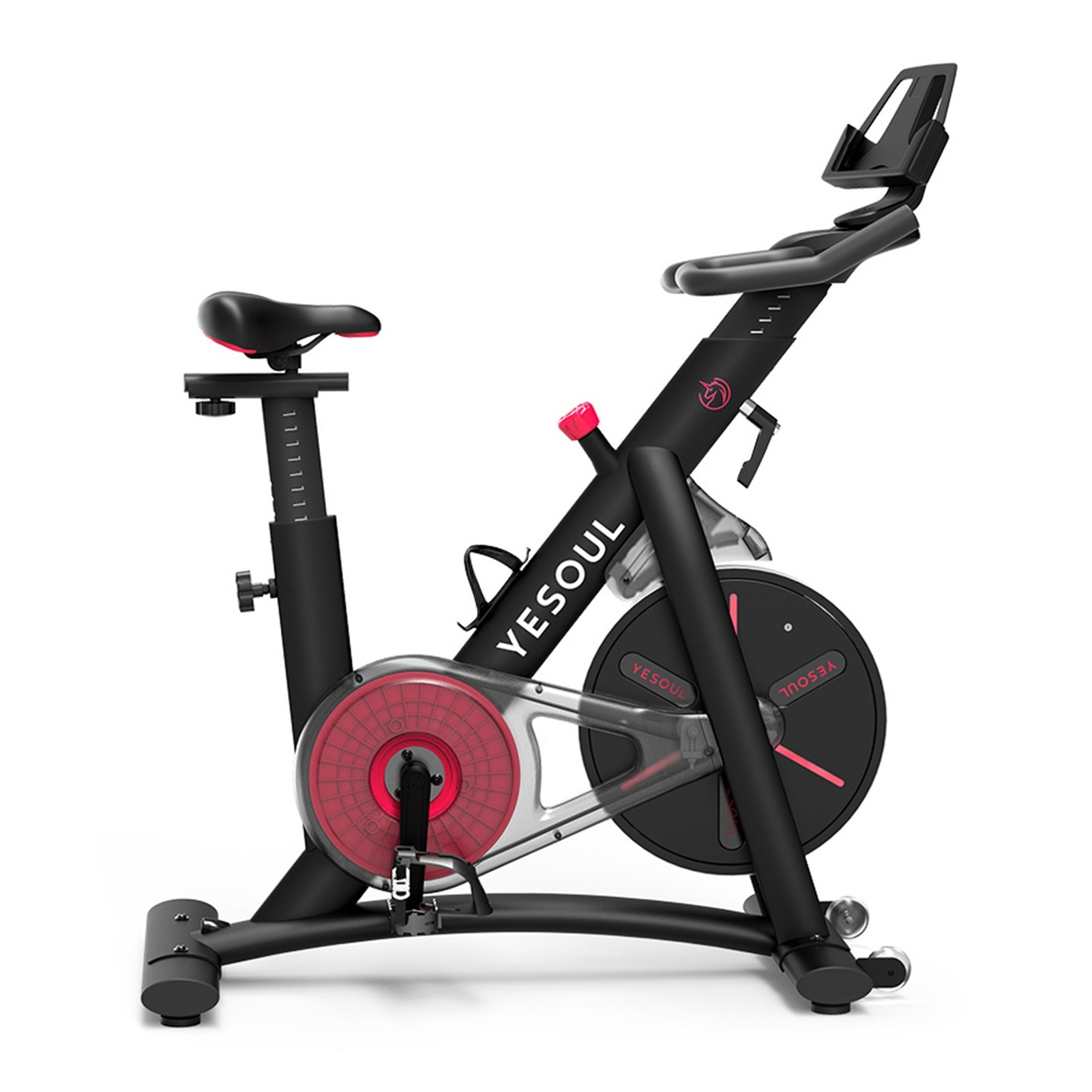 Cafago - 50% OFF YESOUL S3 Indoor Cycling Stationary Exercise Bike,free shipping+$557.65