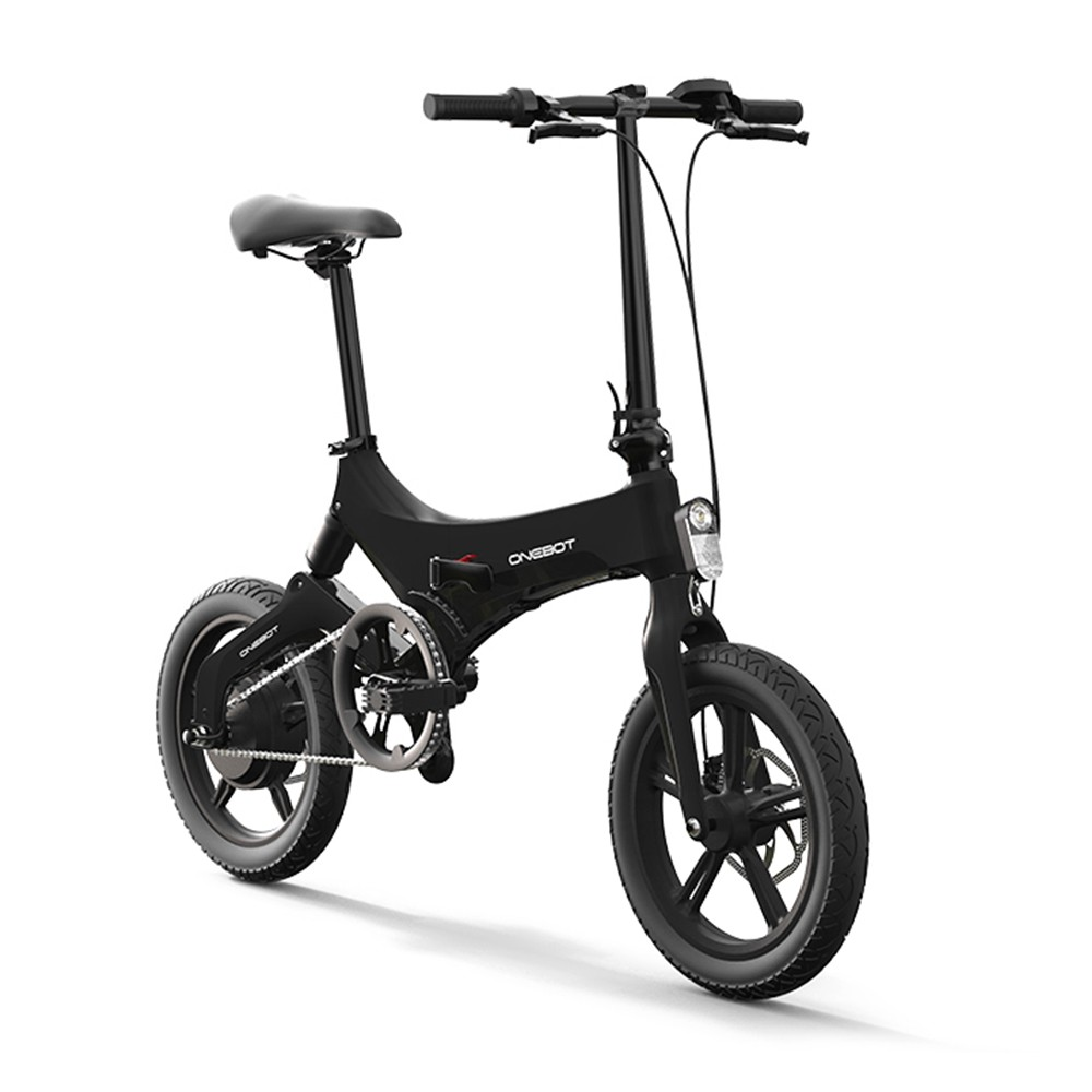 cafago.com - 29% OFF Onebot S6 16 Inch Folding Electric Bicycle Power Assist Moped,free shipping+$597.99