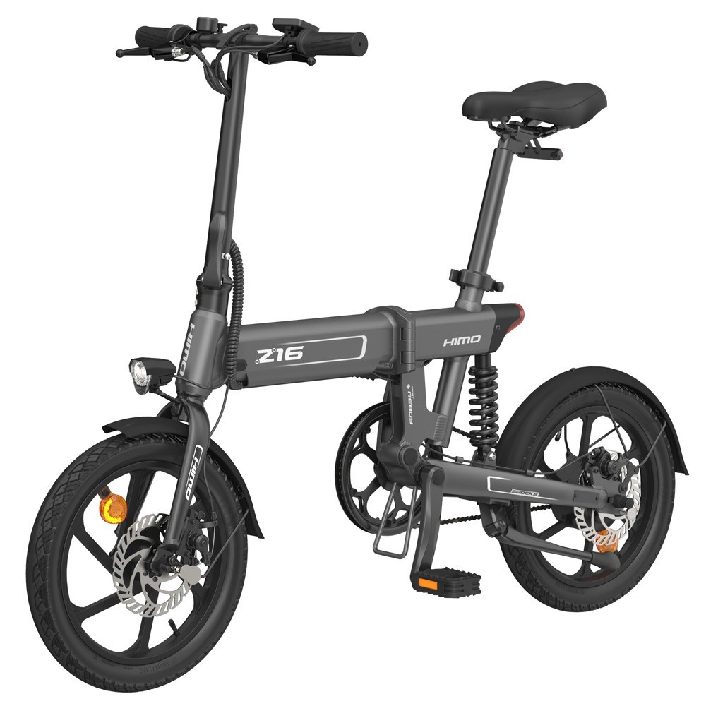 tomtop.com - €93.5 OFF HIMO Z16 16 Inch Folding 250W Electric Bike, Limited Offers €586.49