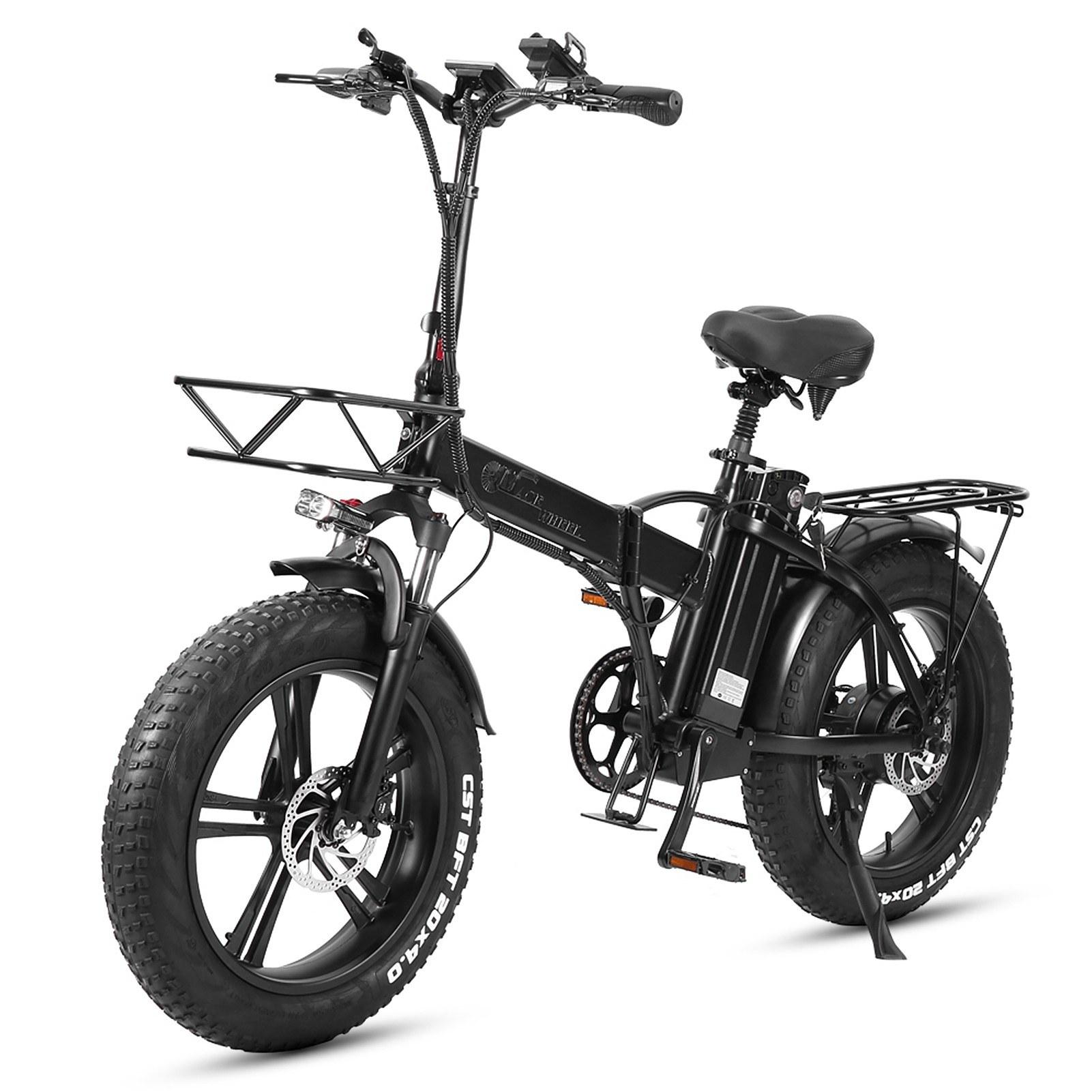 tomtop.com - [EU Warehouse] $496.78 OFF CMACEWHEEL GW20 20Inch Folding Electric Bike 48V 15AH 750W, $1188.22 (Inclusive of VAT)