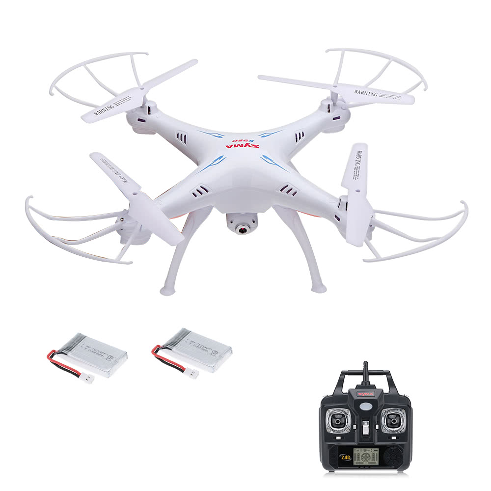 51% off SYMA X5SC 2.4G 6-Axis Gyro 2.0MP Camera Drone Was: $79.99 Now: $39.99.