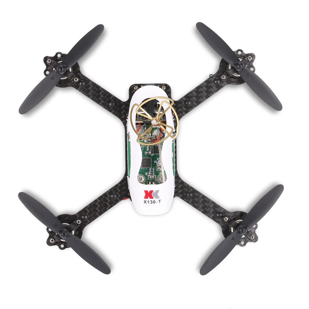 Original XK X130-T 5.8G Modo FPV 3D / 6G Racing Drone con cámara de ...