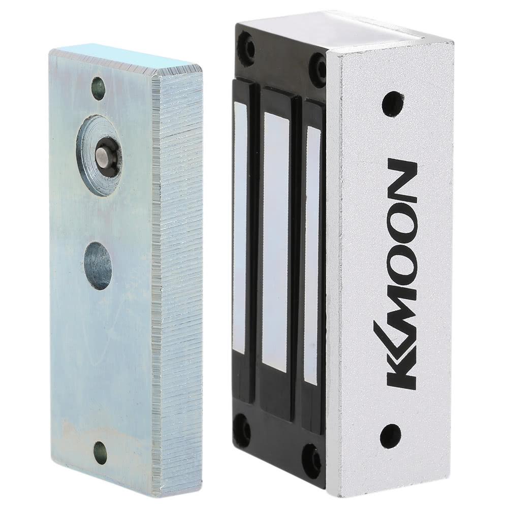 Beste 60KG / 132lb elektrische magnetische Sperre Fail Secure NC 12V ...