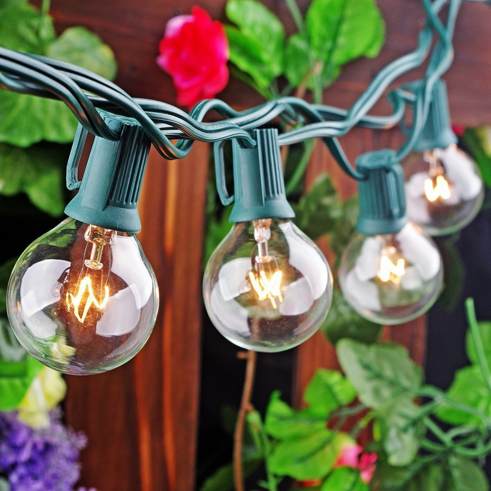 7725-OFF-Glass-Bulb-Garden-Yard-Fence-Warm-Goble-Lamplimited-offer-241299
