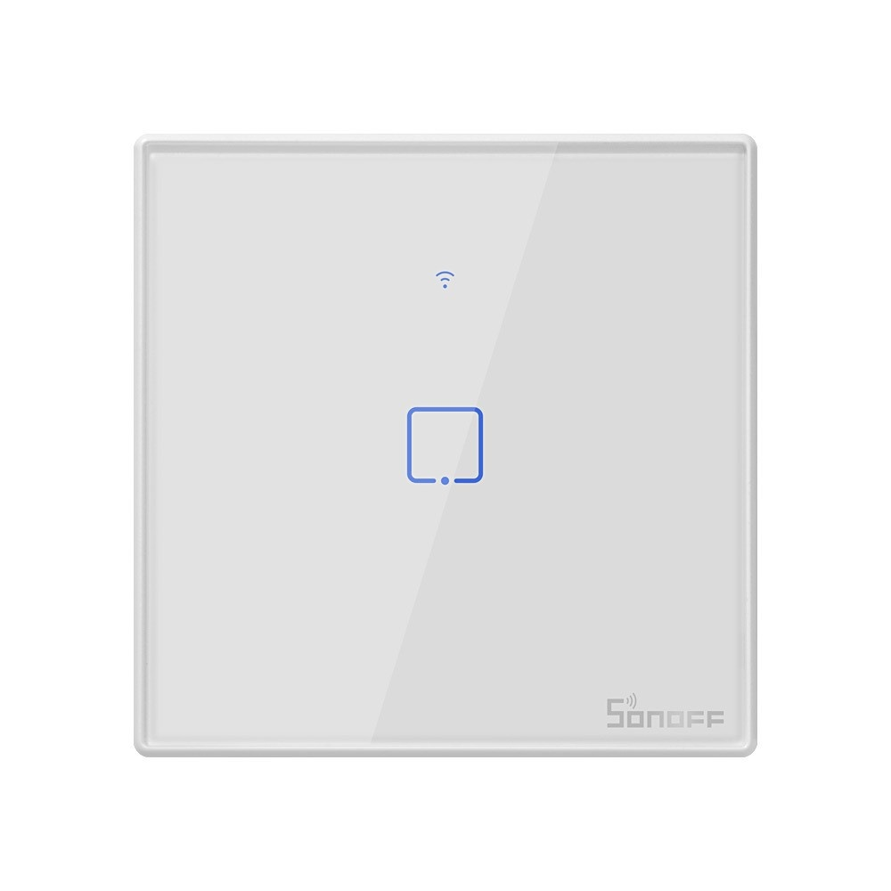Best SONOFF T2 TX Smart Switch Wifi Wall Touched 01 Sale Online Shopping |  Cafago com
