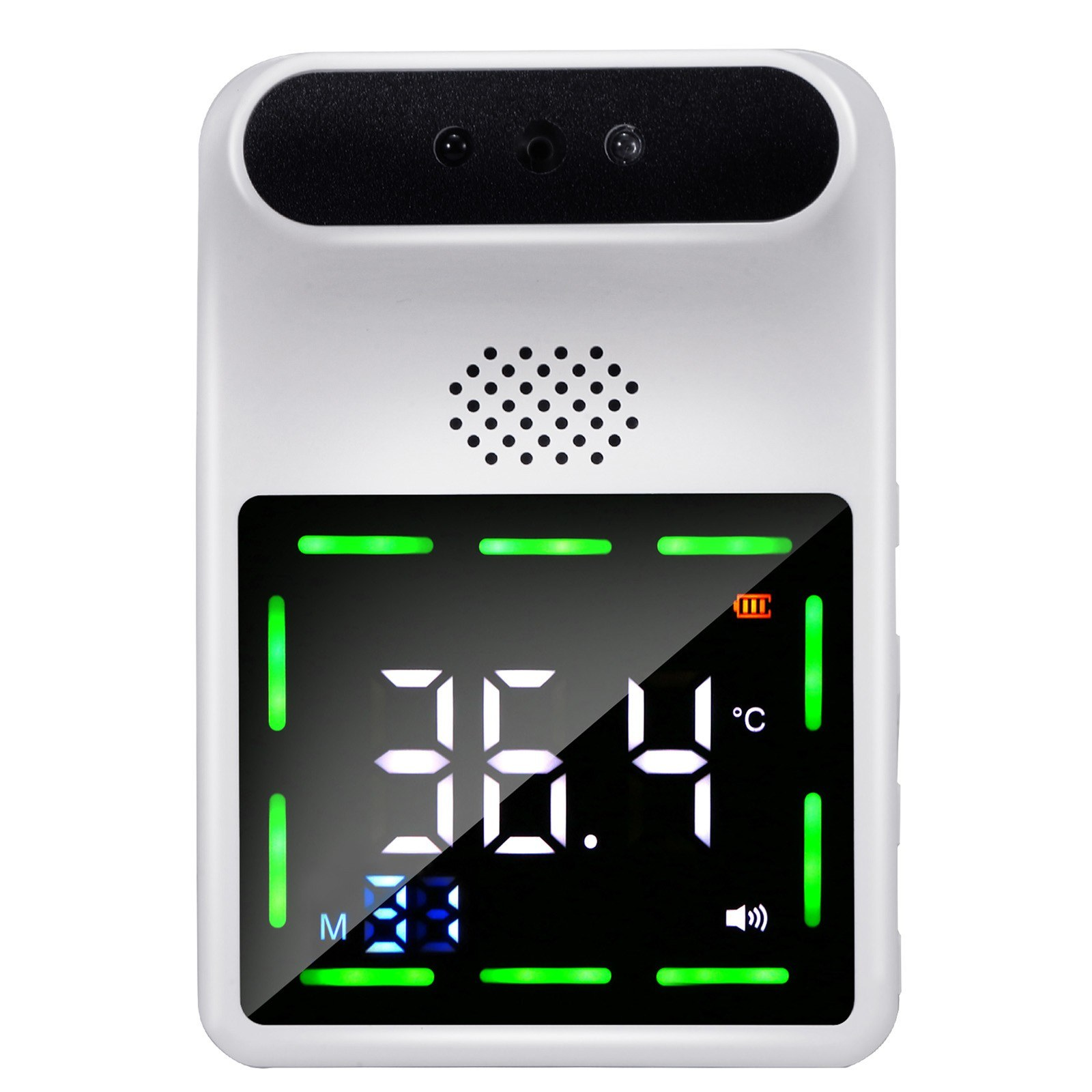 tomtop.com - 57% OFF Touchless IR Thermometer, Free Shipping $15.29