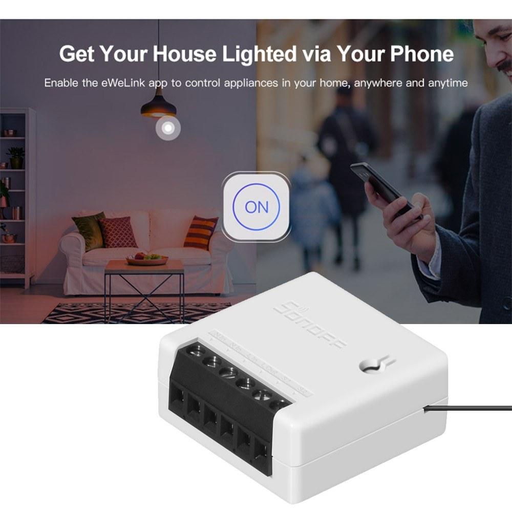 Sonoff Mini Diy Two Way Smart Switch