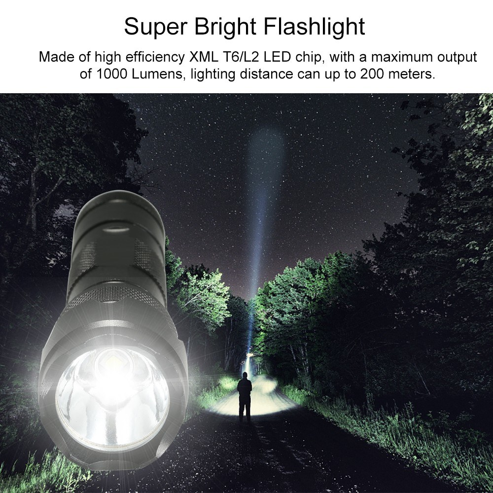 5325-OFF-WF502B-LED-1000-Lumens-Mini-Pocket-Tactical-Flashlightlimited-offer-24499