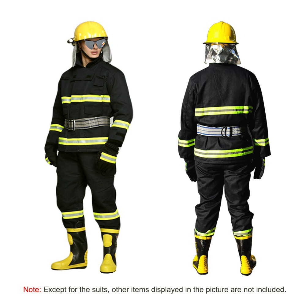 Flame Retardant Clothing Fire Resistant Clothes Fireproof ...