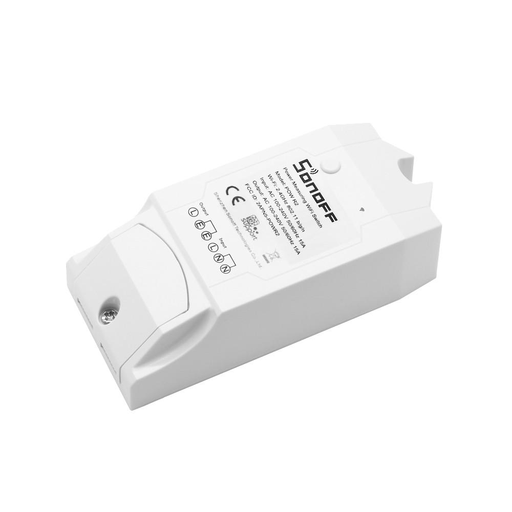 Best Sonoff Pow R2 ITEAD Smart Wifi Sale Online Shopping | Cafago com