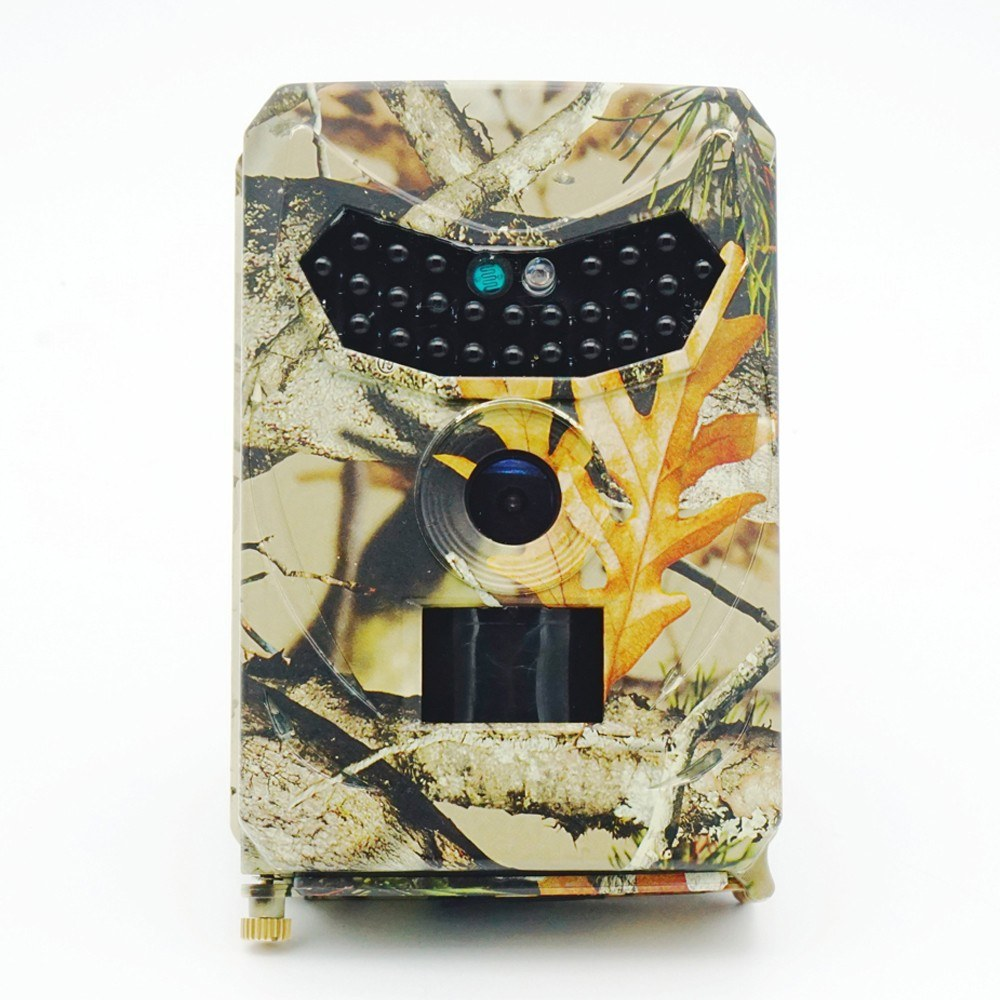 Tomtop - 60% OFF 1080P 12MP Digital Waterproof Hunting Trail Camera, Free Shipping $27.59