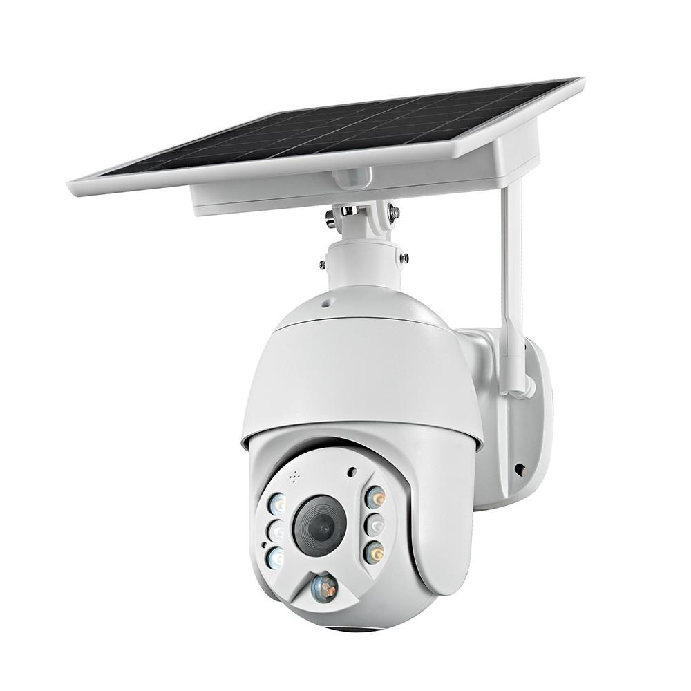 1080P Wireless Solar Panel Security Camera