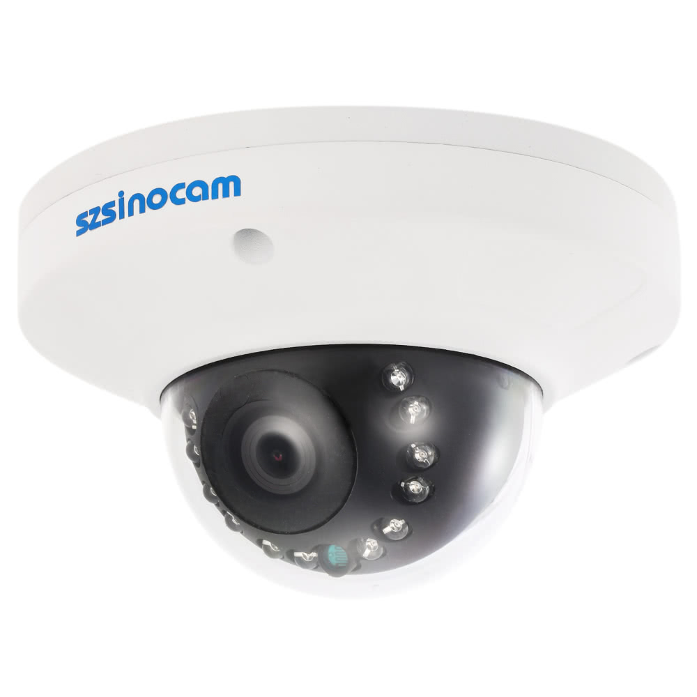 Best szsinocam 1080P HD POE Dome IP white Sale Online Shopping | Cafago com