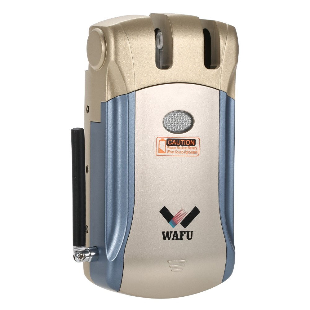 Wafu Wireless Remote Control Electronic Lock Invisible