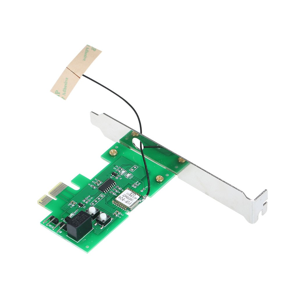 Best eWeLink Mini PCI-e Desktop PC Remote Control Switch Card WiFi 1# Sale  Online Shopping | Cafago com