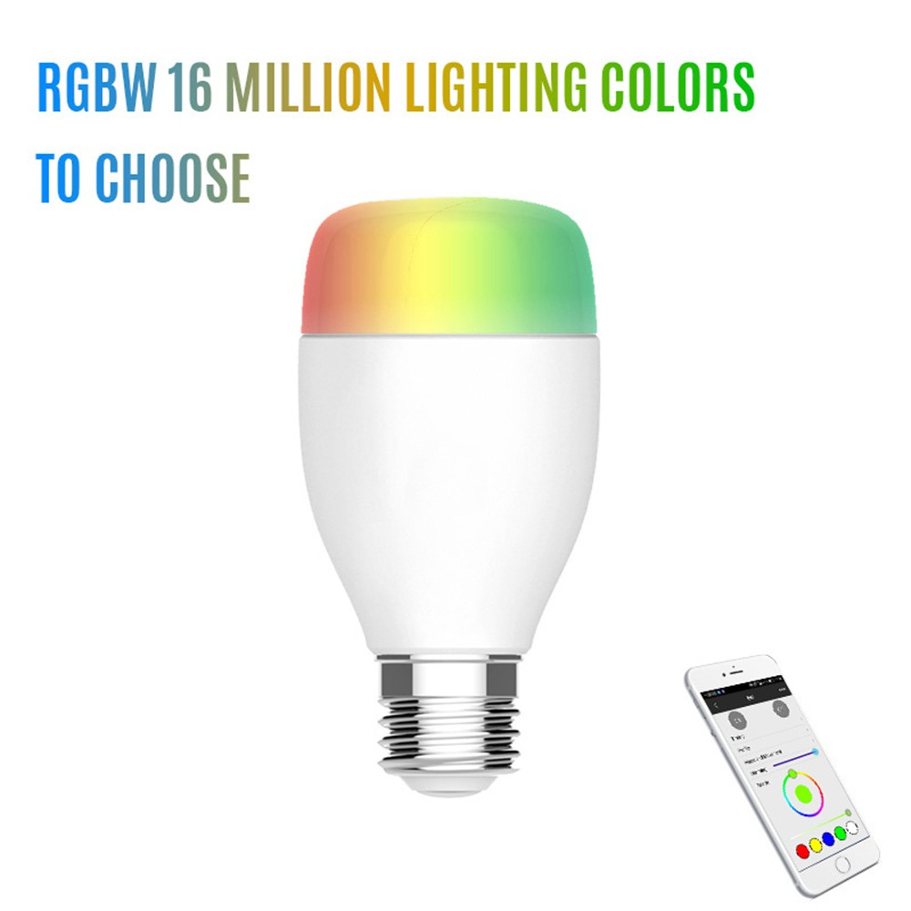 Best Smart Home Led Lamp Wireless Rgb Bulb Bt Lampada Speaker Sale Xiaomi Yeelight 2 Rgbw Colorful Wifi Lamparas Rc Ampoule E27 85v 265v Bombillas Light Music Playing