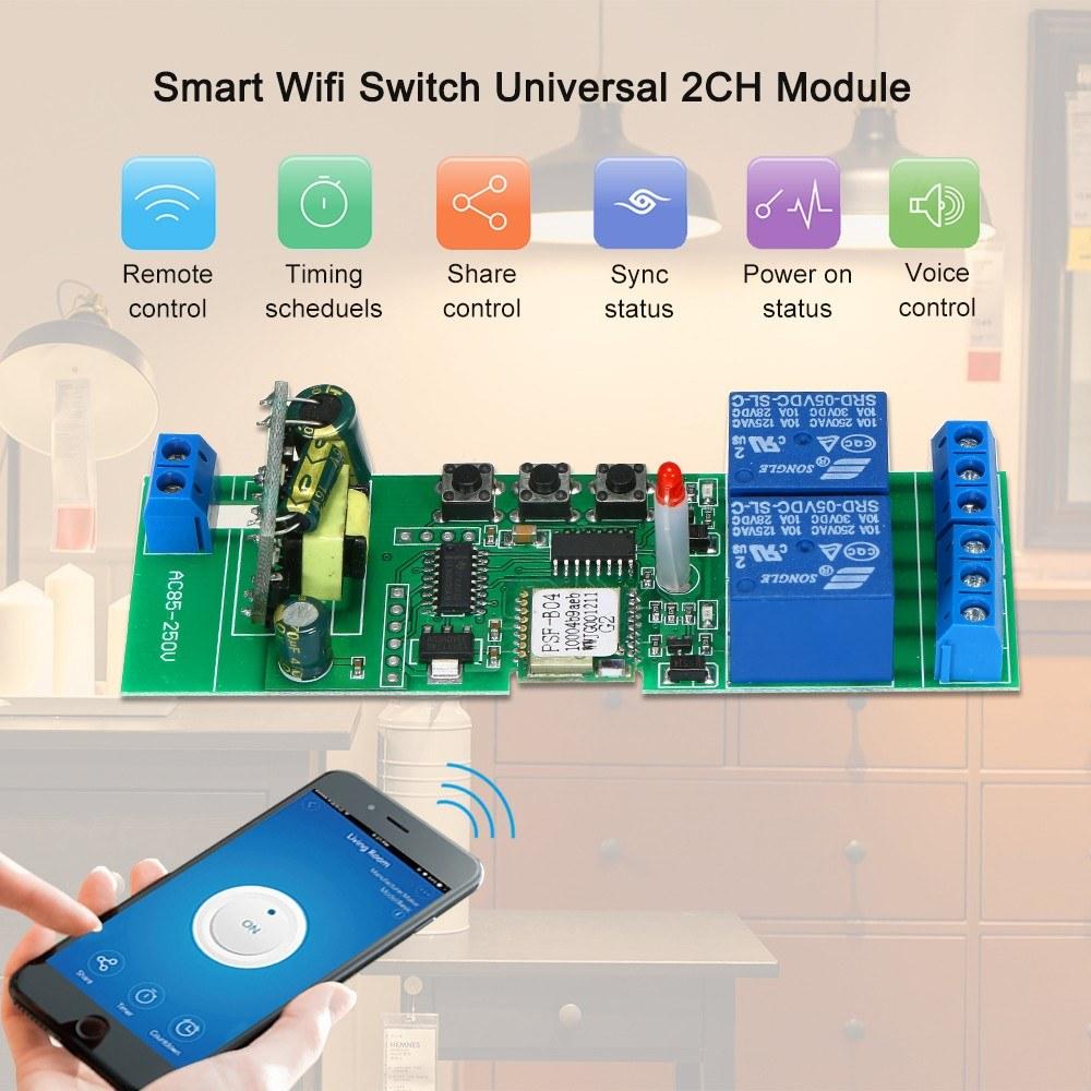 Best eWeLink Smart Wifi Switch Universal #1 Sale Online Shopping |  Cafago com