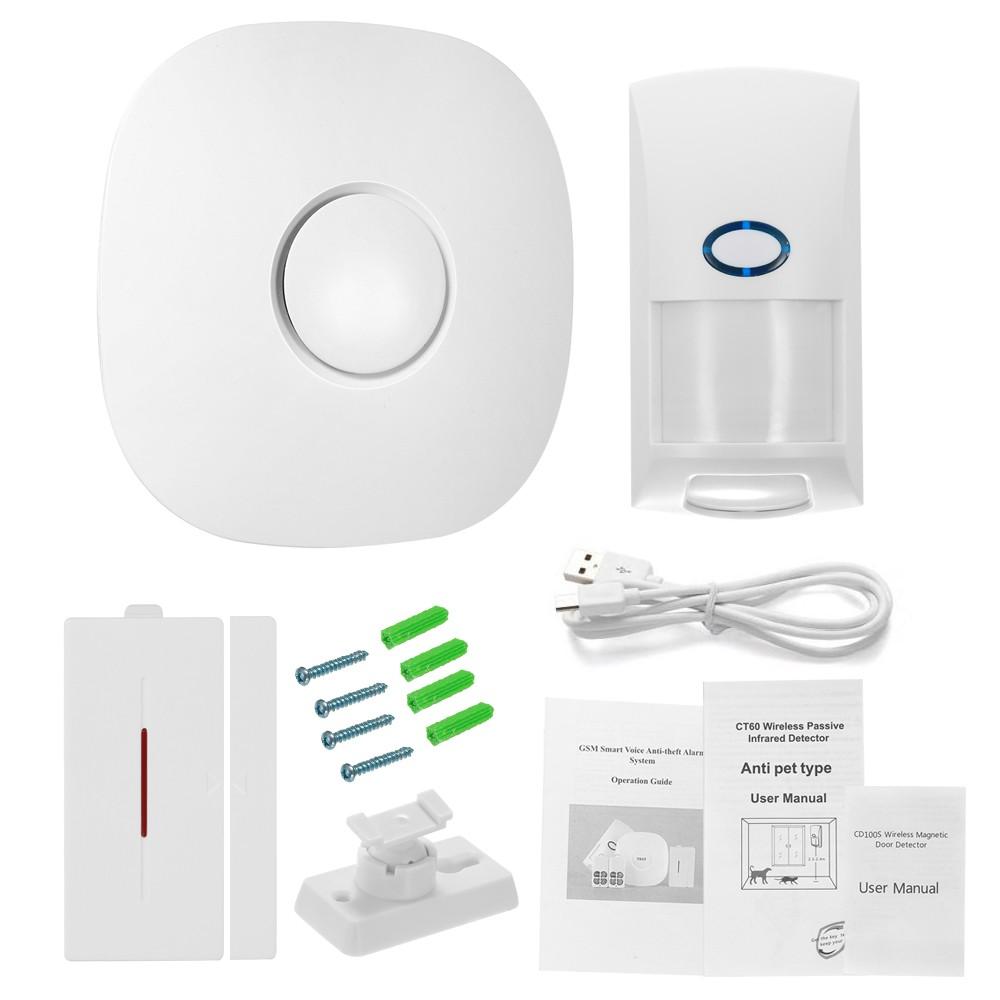 Migliore sistema di allarme antifurto per la casa gsm sms - Sistema allarme casa migliore ...