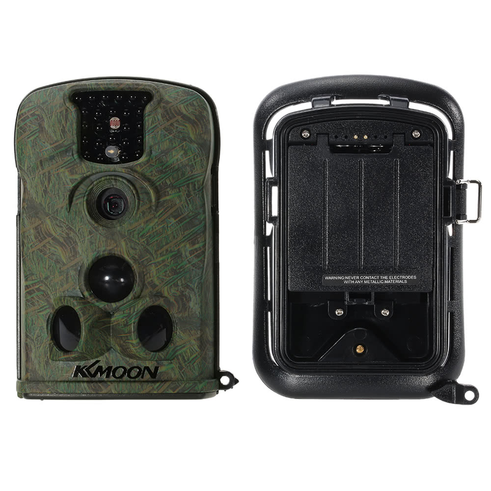 Best KKmoon Game Camera 2 4inch LED Screen Security Scouting Hunting Sale  Online Shopping | Cafago com