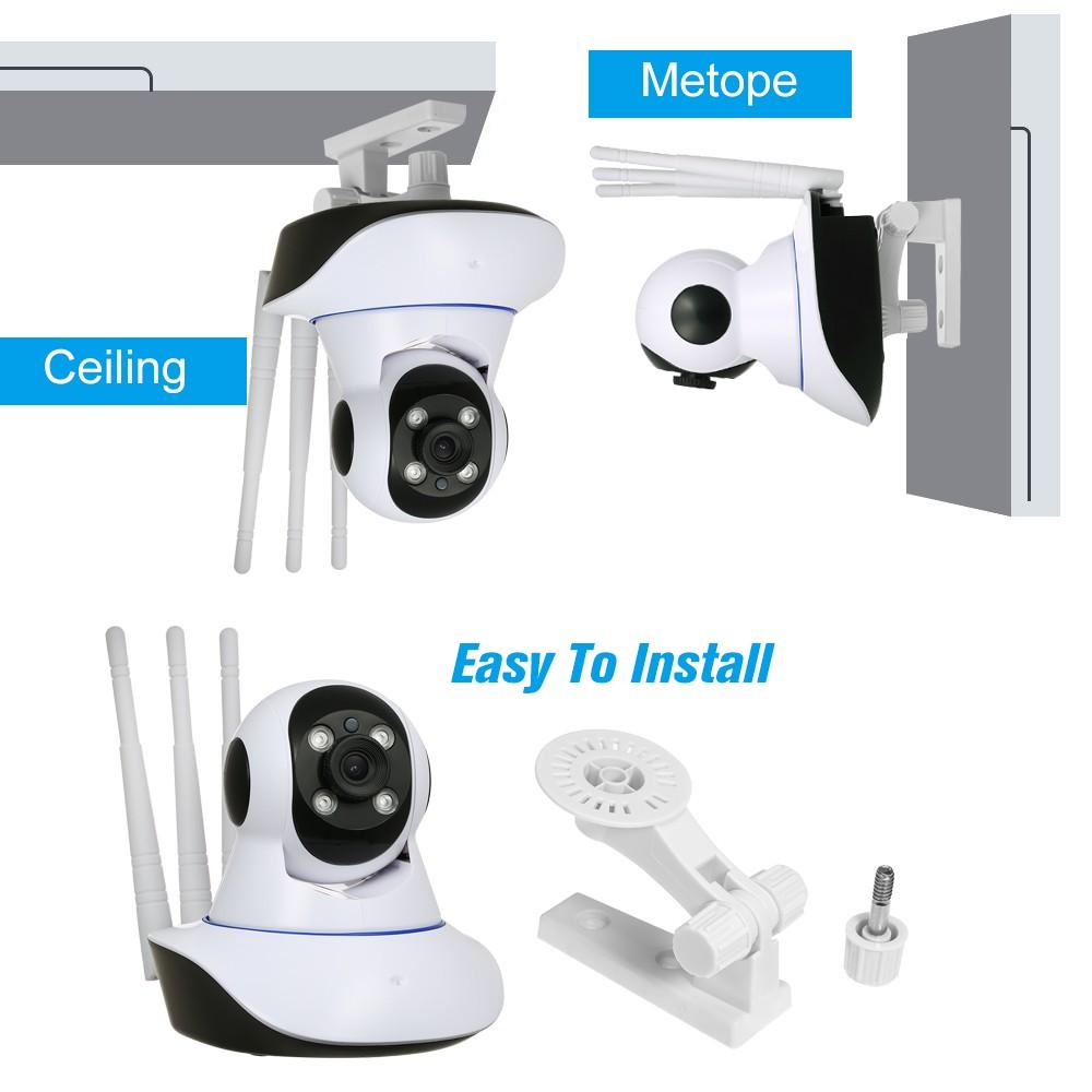 HD 720P 1 0 Megapixels V380 IP Cloud Camera Sales Online eu - Tomtop