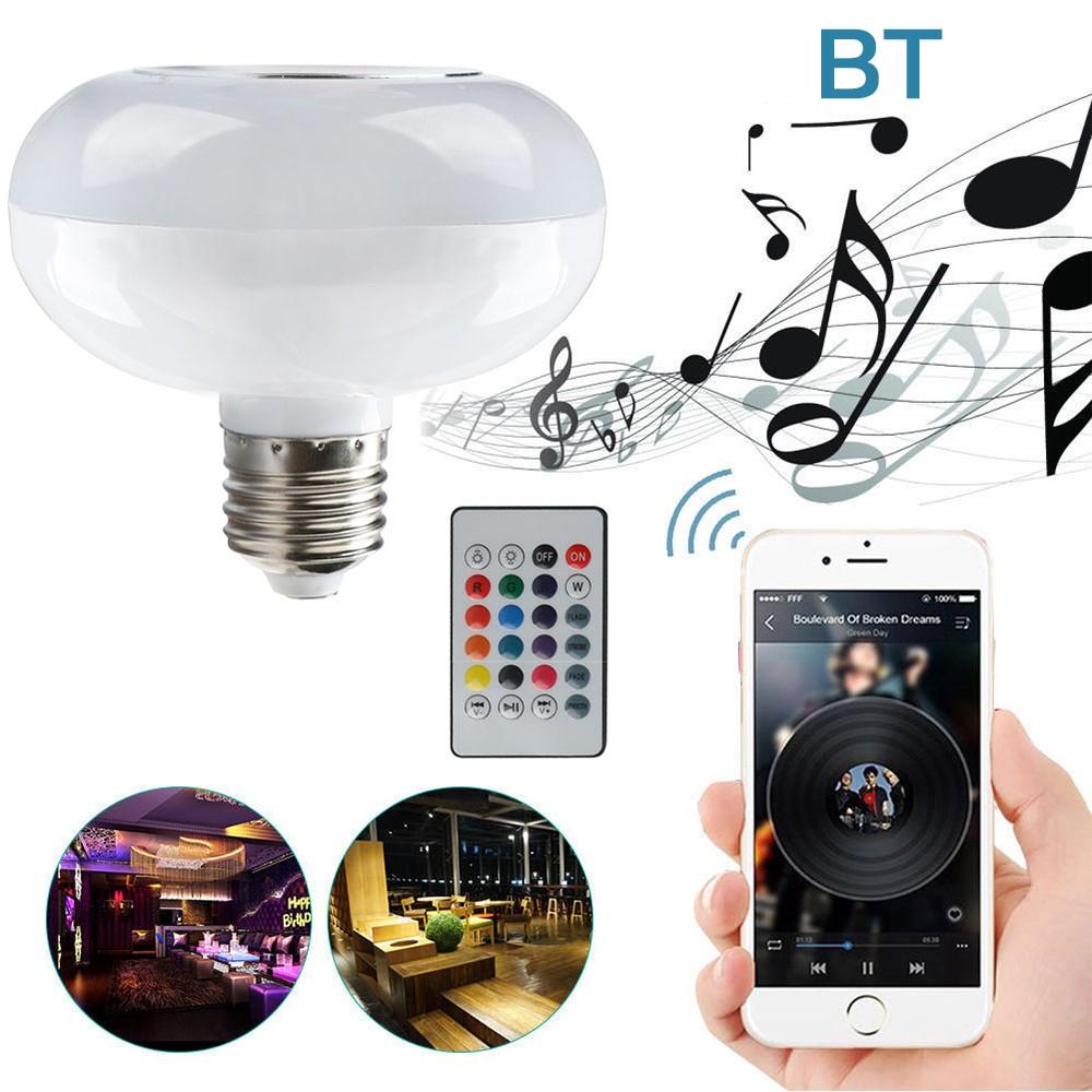 ampoule led mini sans fil bluetooth musique intelligente eu bleu. Black Bedroom Furniture Sets. Home Design Ideas