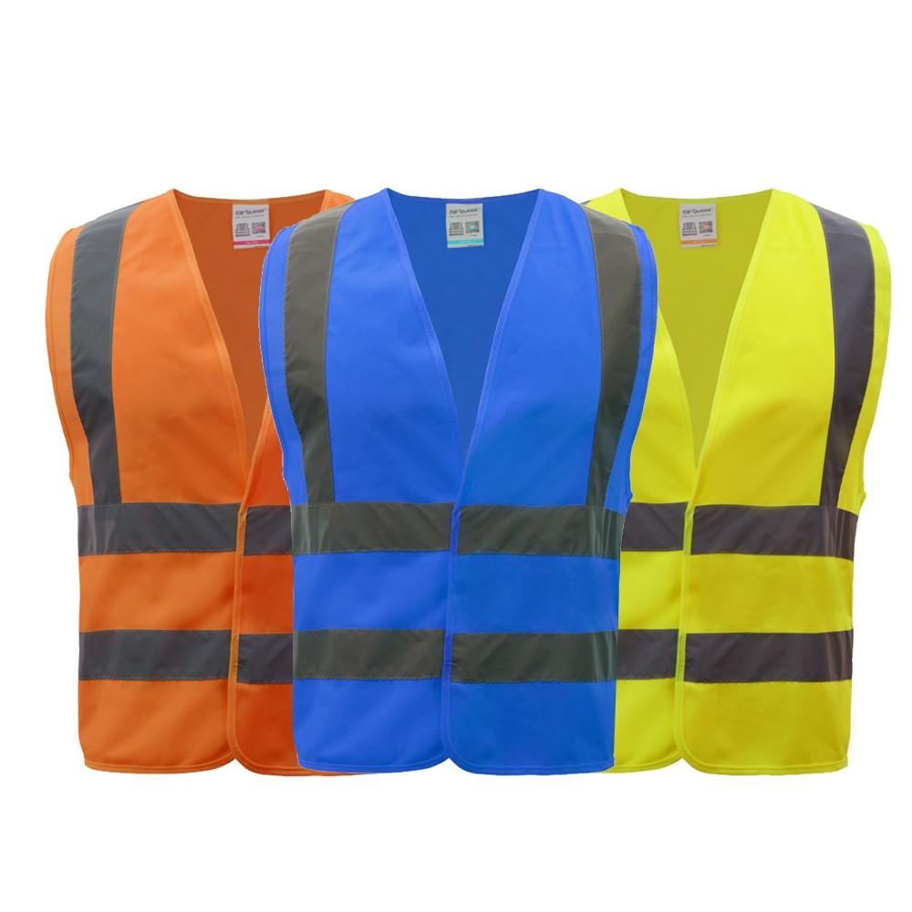 SFVest  High Visibility Reflective Safety Vest