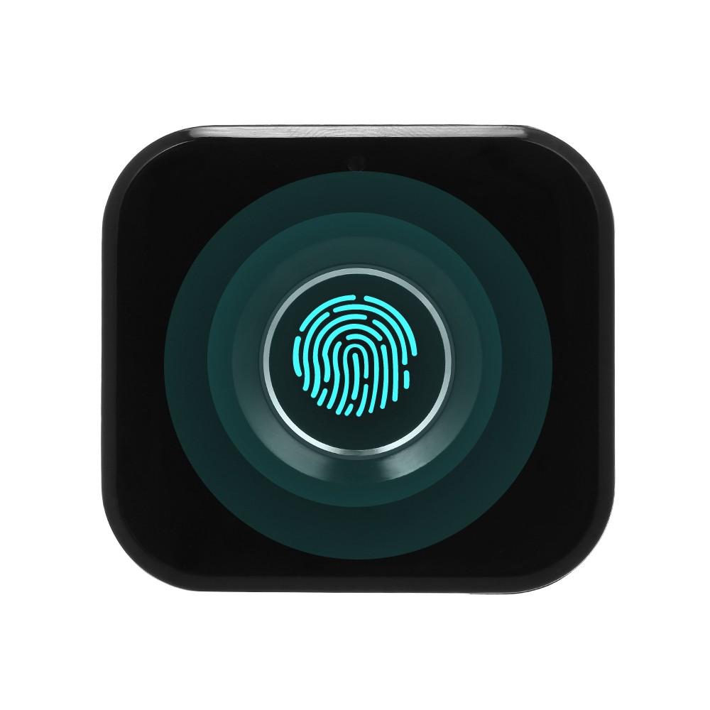 Tomtop - 56% OFF Smart Keyless Fingerprint Cabinet Lock (LEFT), Free Shipping $18.99