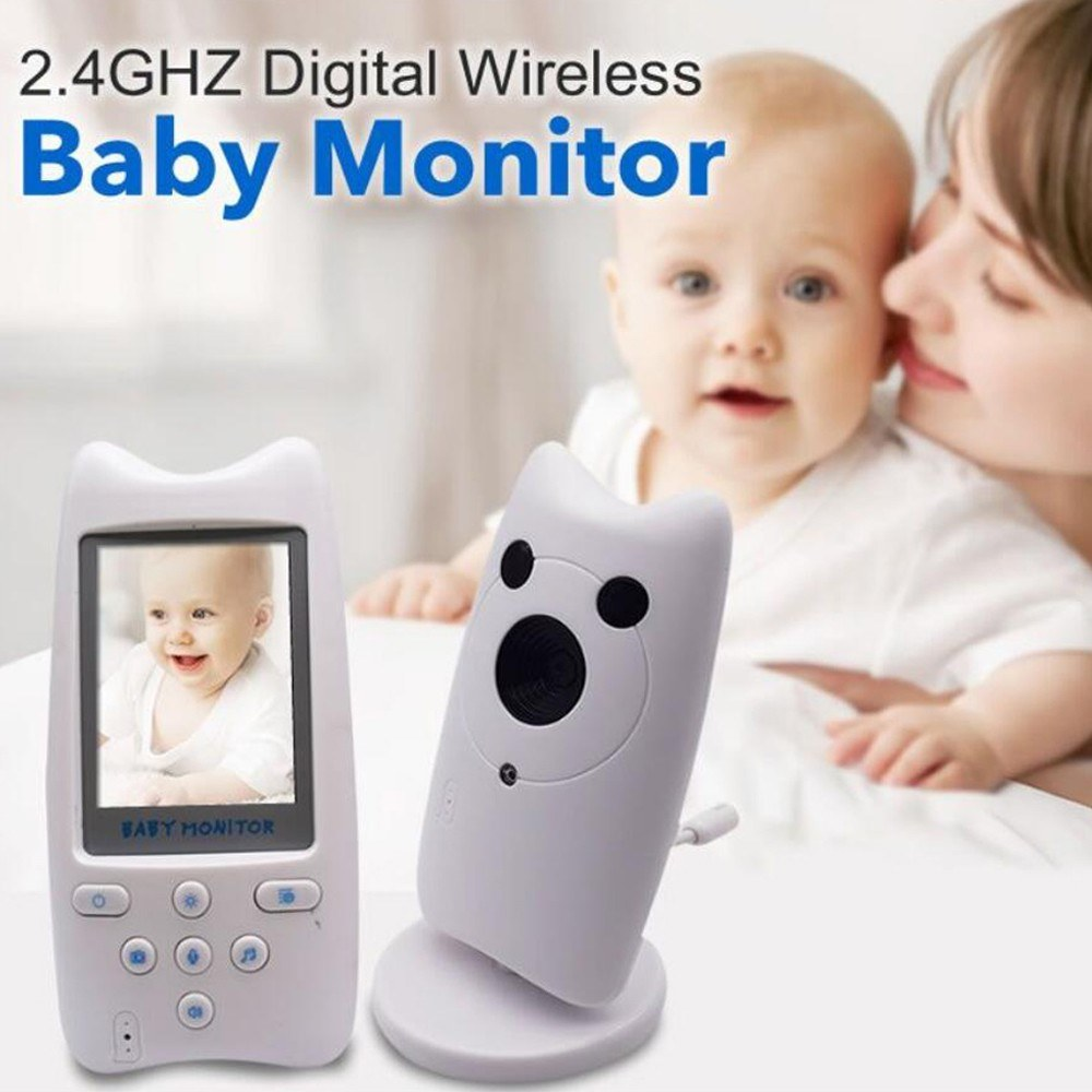 5525-OFF-24GHZ-Digital-Wireless-Baby-Monitor-Two-way-Talkback-Systemlimited-offer-244319