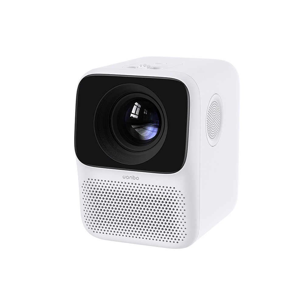 Cafago - 57% OFF Global Version Wanbo Smart Projector T2 MAX LCD Projector,free shipping+$199.24