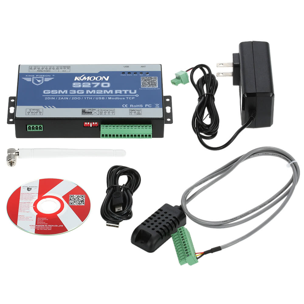 Kkmoon 3g cdma2000 inal mbrico sistema de alarma gsm gprs - Sistema de alarma gsm ...
