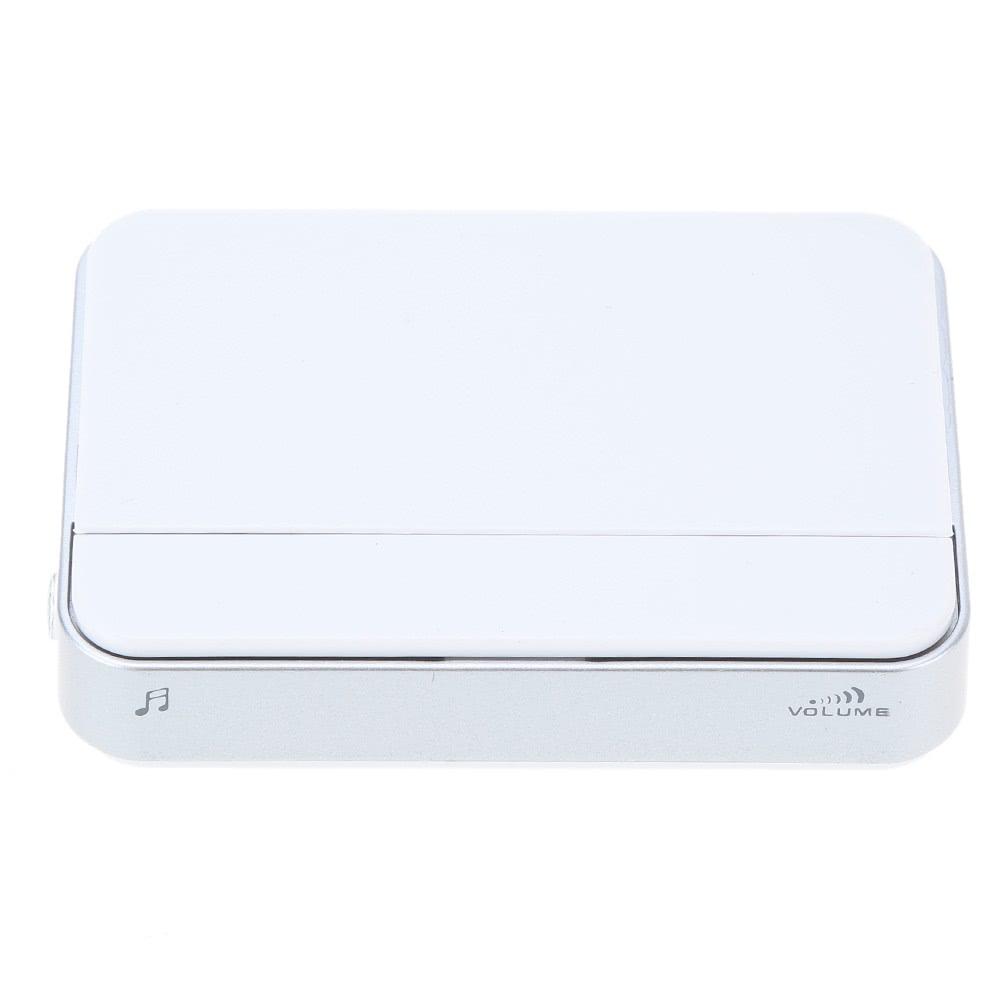 kkmoon digital smart 0 3 megapixel nachtsicht t rklingel wifi drahtlose video t rsprechanlage. Black Bedroom Furniture Sets. Home Design Ideas