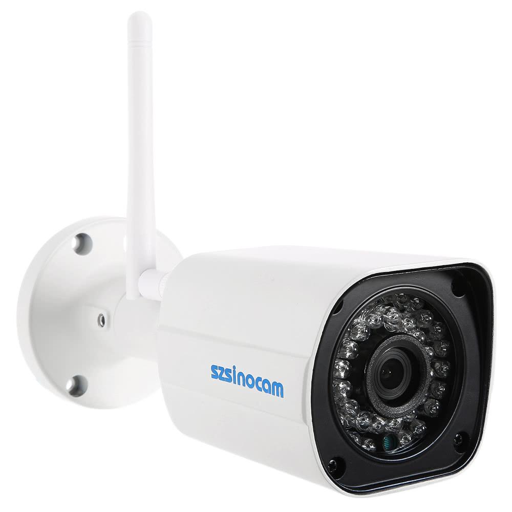 beste szsinocam 720p hd drahtlose wifi ip kamera au stecker verkauf online einkaufen. Black Bedroom Furniture Sets. Home Design Ideas
