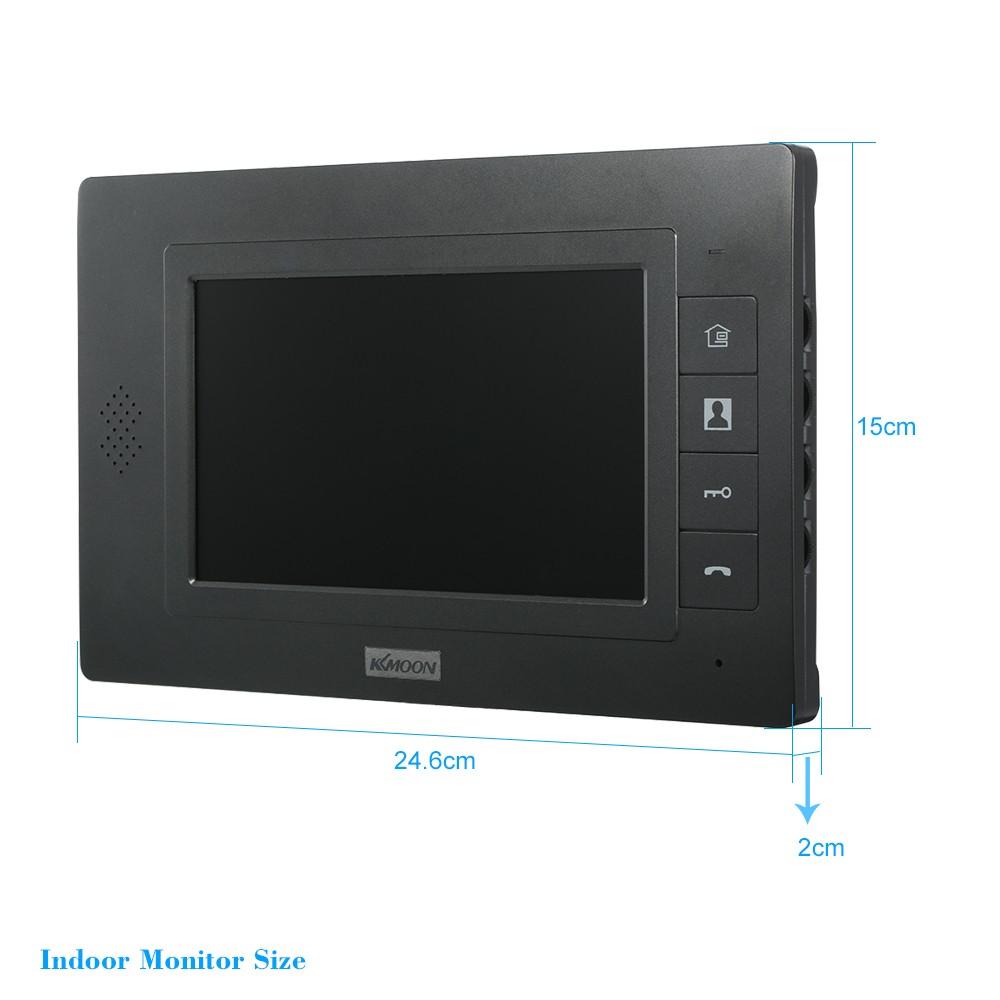 Best KKmoon 7 inch Wired Video au plug Sale Online Shopping | Cafago.com