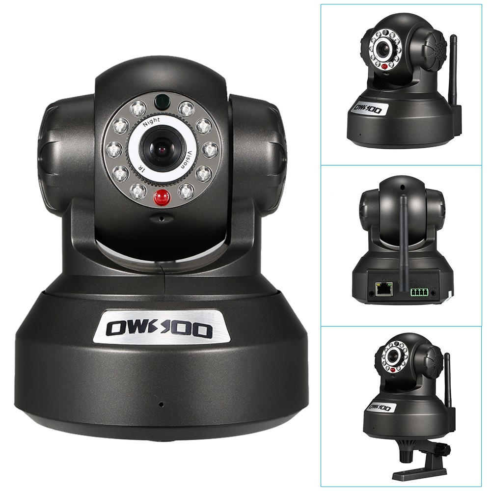 Kamera IP OWSOO Wireless WiFi IP Cloud Camera za $14.99 / ~56zł