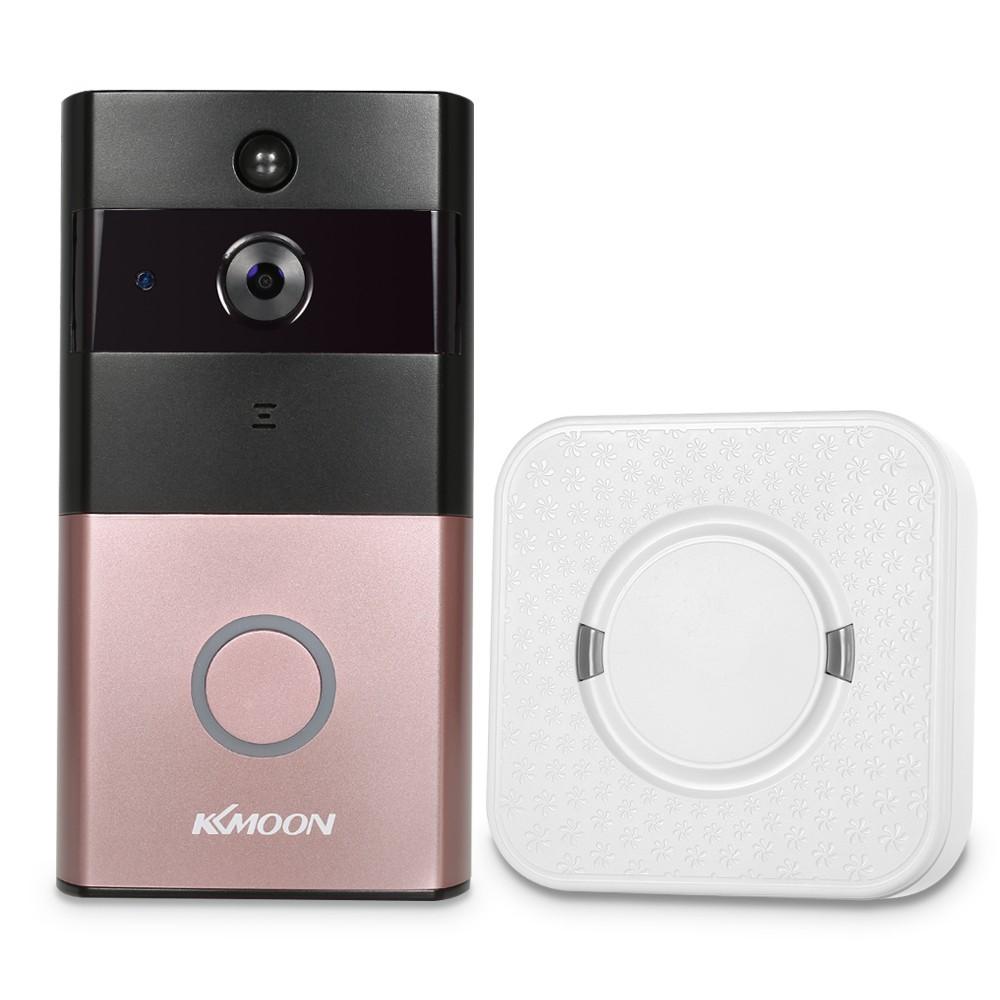 beste kkmoon hd 720p türklingel wireless wifi eu stecker verkauf