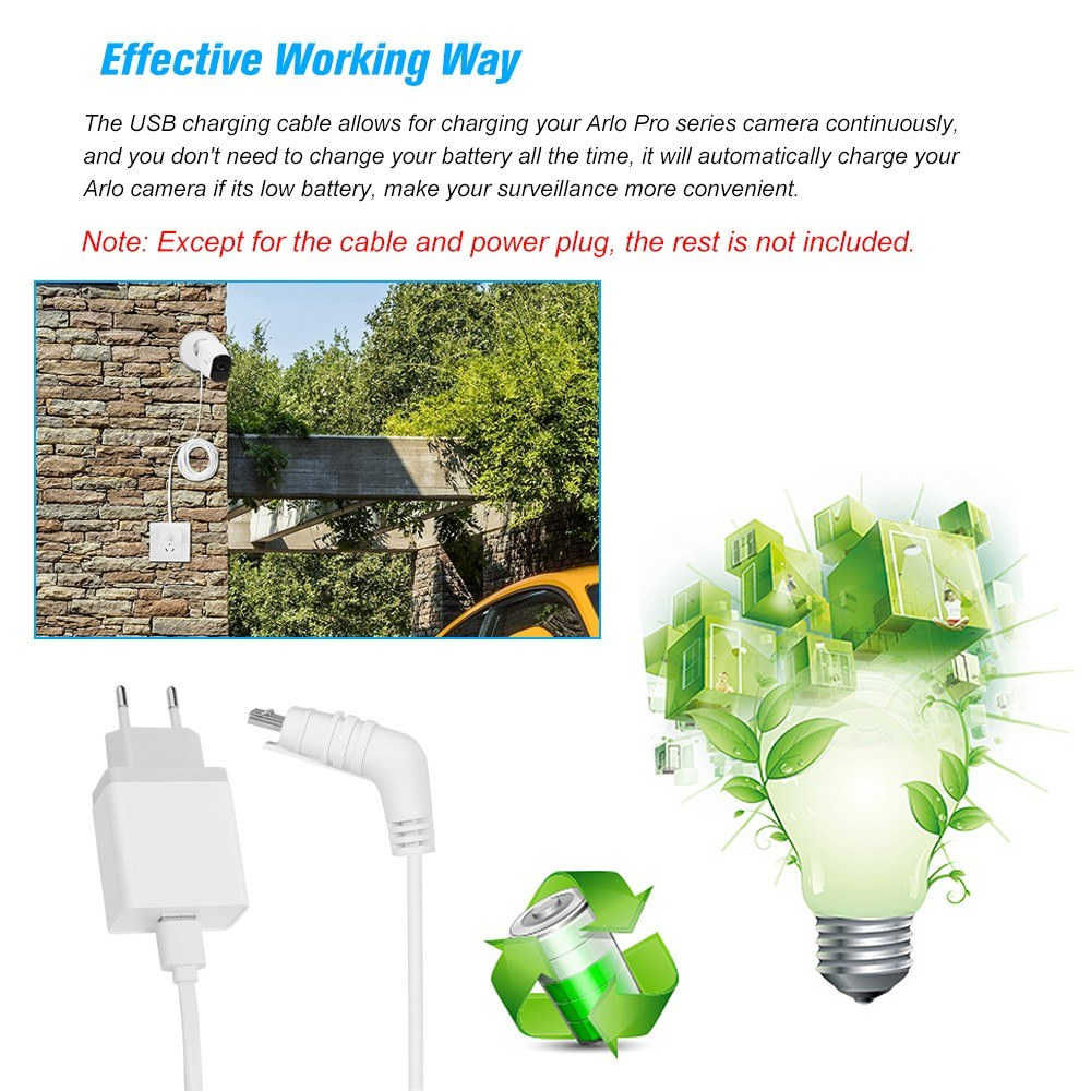 Best 6M/20ft Charging Power eu plug Sale Online Shopping | Cafago com
