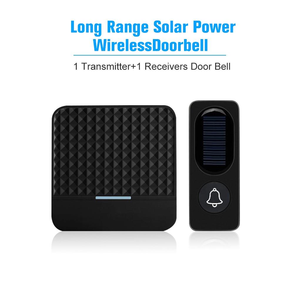 6225-OFF-300M1000ft-Long-Range-Solar-Power-Doorbelllimited-offer-241199