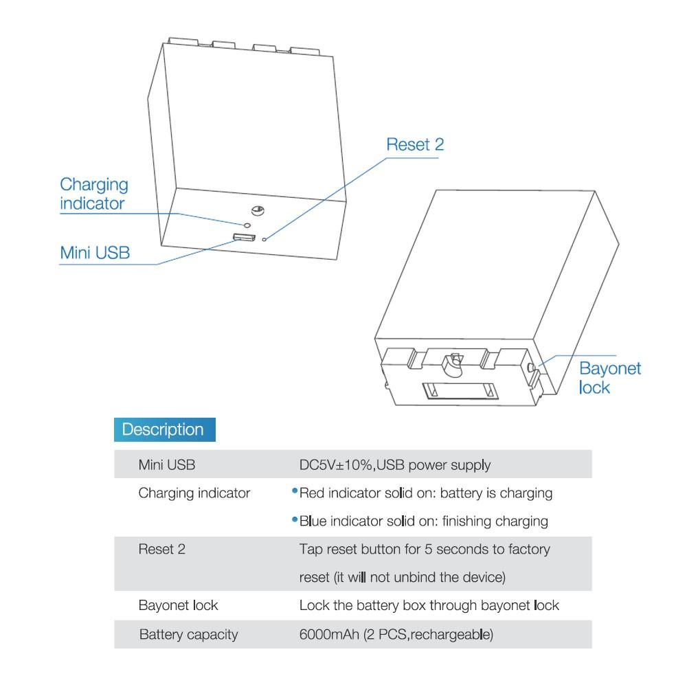 Wifi Smart Wireless Doorbell Battery And Accessories Door Circuit Diagram Phone Batteries