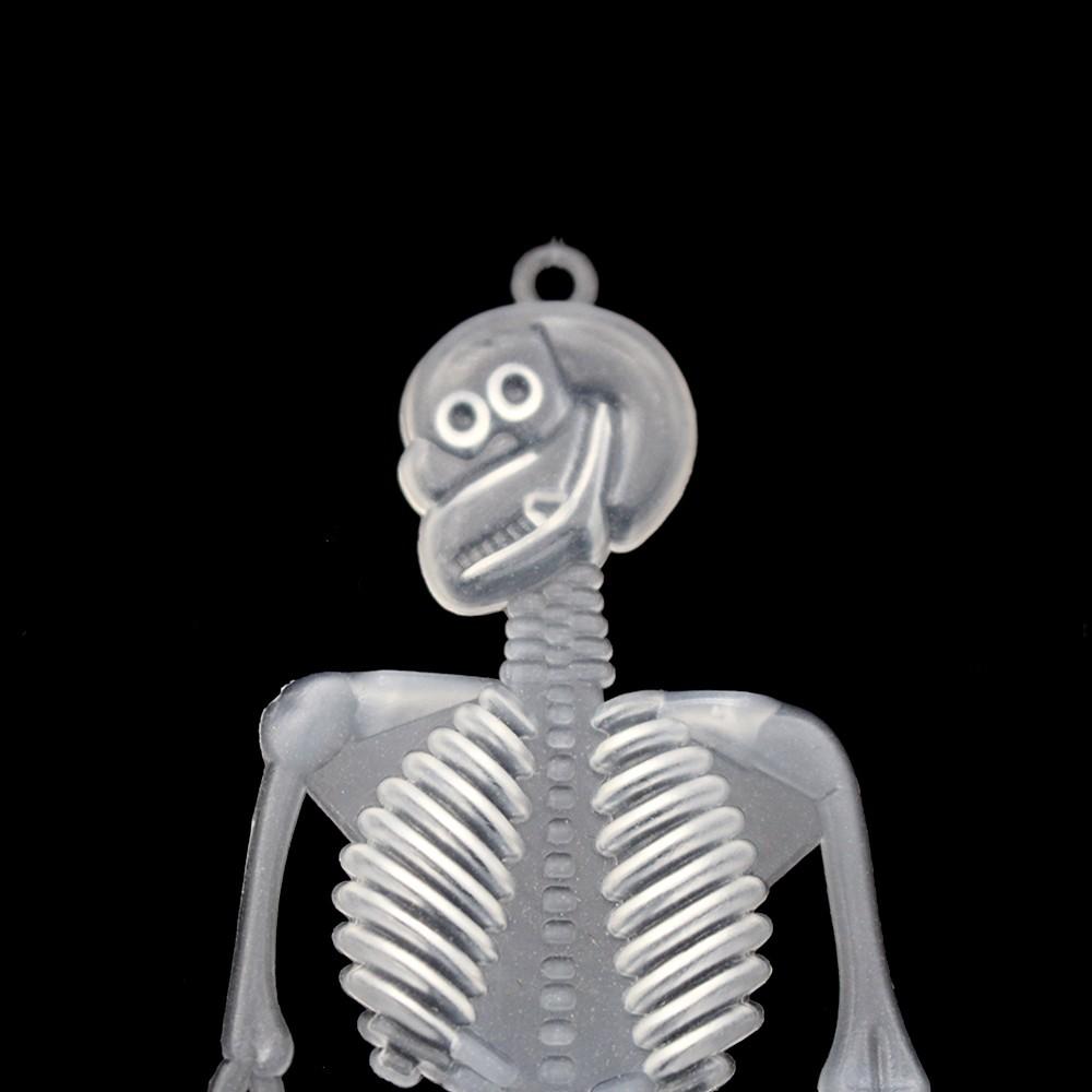 1 Stücke Halloween Dekoration Skeleton Körper Rahmen Leuchtend ...