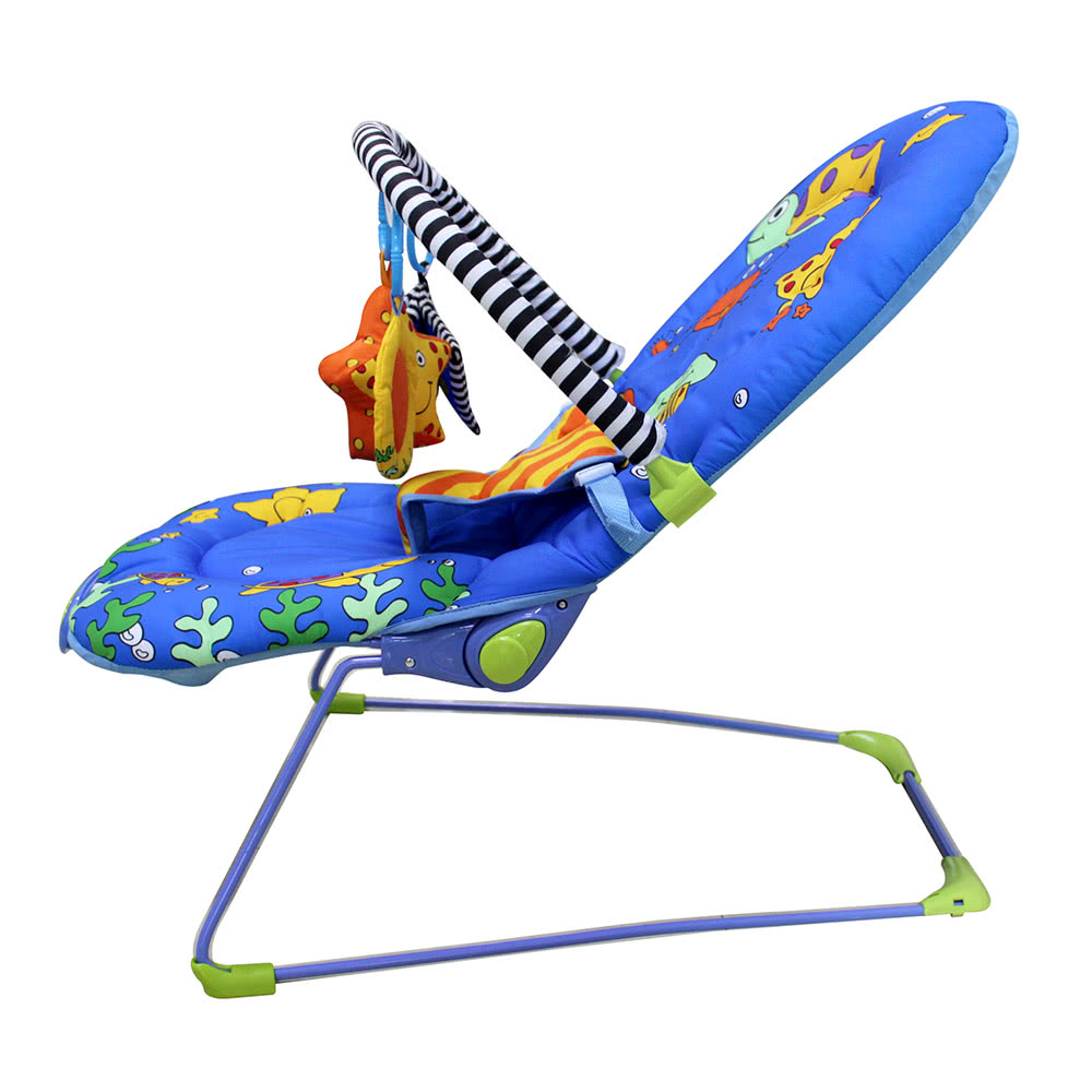 Amtoys Adjustable Baby Infant Bouncer Seat Rocker
