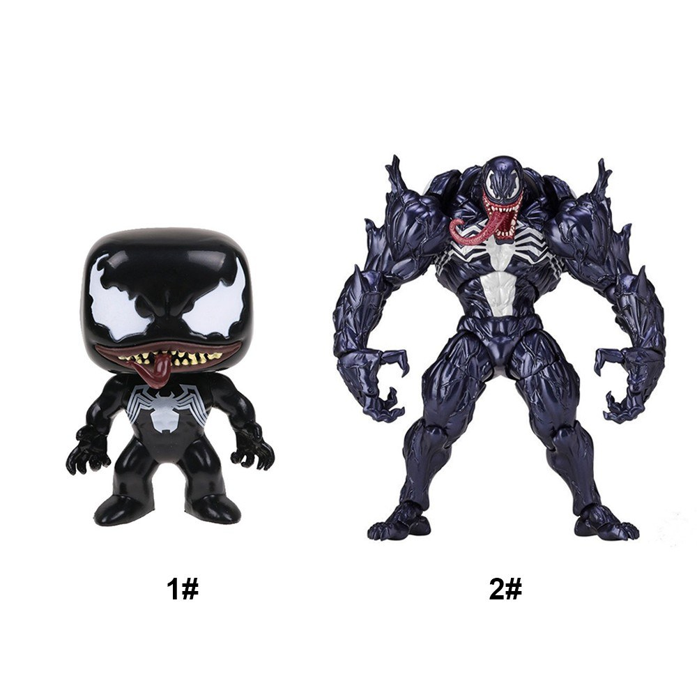 3925-OFF-FUNKO-POP-Spider-Man-Classics-Venom-Marvel-Walgreens-Hand-Model-Dolllimited-offer-24795